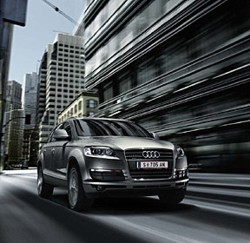 Chip Tuning - Audi Q7  TDI 3.0 CR 233