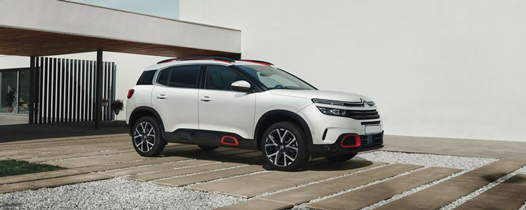 Chip Tuning - Citroen C5 Aircross 1.6 Puretech 180