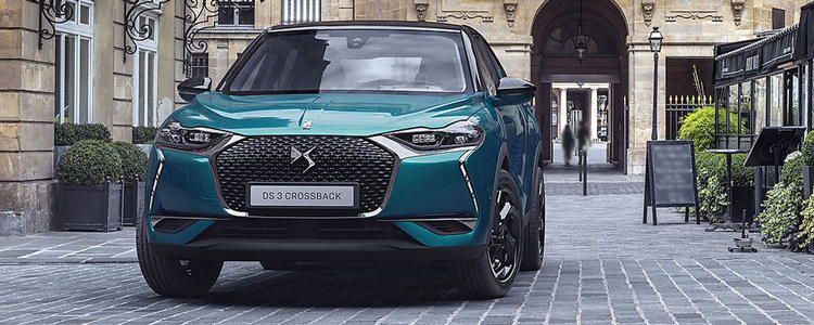 Chip Tuning - DS3 Crossback  1.5 HDi 100