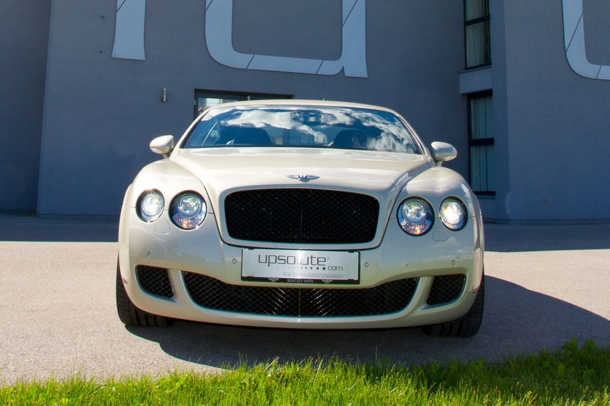 Bentley Continental GT Speed 690hp!