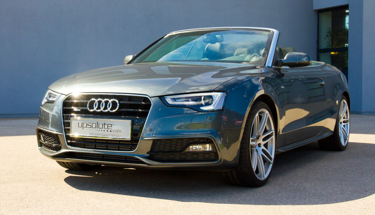 Chiptuning - Audi A5 Cabrio TFSI 276PS