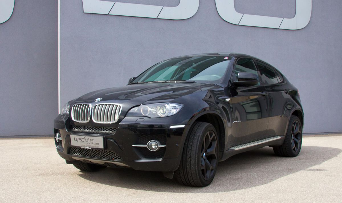 BMW X6 xDrive 40d - 680NM!