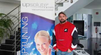 Christopher Seiler bei UPsolute :-)